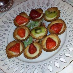 Pasticcini veg alla frutta
