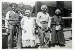 Karuk group - circa 1930