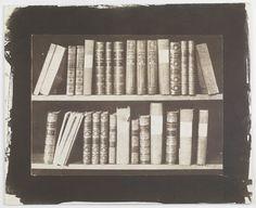 Escena en una biblioteca, antes del 22 de marzo de 1844.