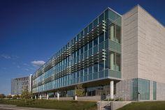 NASA Building 20  Clearlake, Texas United States HOK