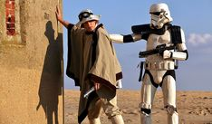 Luke Skywalker and Sandtrooper Costume: Tatooine Photo-shoot (37) by Darryl W. Moran Photography, via Flickr