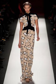 Opener: Karlie Kloss at Carolina Herrera, Fall 2013