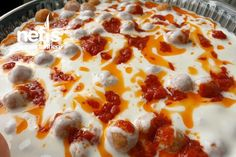 Pepperoni, Mashed Potatoes, Salsa, Cereal, Yummy Food, Yummy Recipes, Pizza, Breakfast, Ethnic Recipes