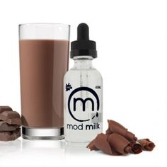 Chocolate Milky Temptation - Mod Milk E Liquid #vape #vaping #eliquid Find These E-Liquids and more @ http://TeagardinsVapeShop.com or look for Teagardins Vape Shop in google play store today to get all the lates vape products right on your cell phone.