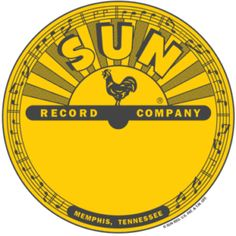 Iconic country music label from Memphis Tennessee.