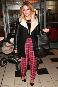 Kimberly Walsh - love her style