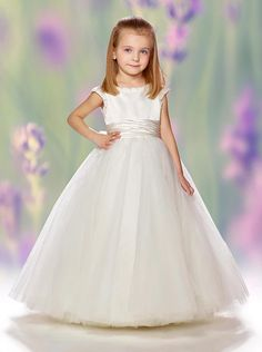 2469f62fcf7 13 Delightful Joan Calabrese Girls Dresses (Flower Girl and First ...