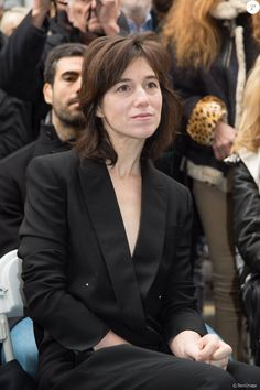 Charlotte Gainsbourg Paris Mar 2016