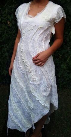 Dress nuno felt