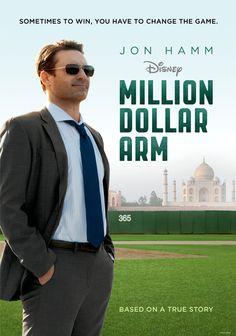 In dit waargebeurde verhaal reist een sportmakelaar af naar India in de hoop een nieuw honkbaltalent te vinden. *Beschikbaar t/m 14 december 2014