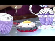 Como hacer Alfileteros con Material Reciclable - porta Alfileres -Hogar Tv por Juan Gonzalo Angel - YouTube