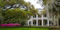 One of my favorite homes. Monmouth Plantation