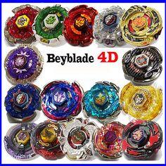 원래 패키지 1 대 탑 블레이드 금속 퓨전 4D 실행기 탑 블레이드 회전 상단 세트 아이 게임 장난감 어린이 크리스마스 선물
