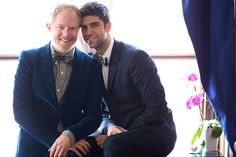Jesse Tyler Ferguson & Justin Mikita Want To Help You Tie The Knot