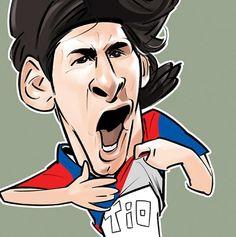 170 Soccer Stars In Caricature Ideas Caricature Soccer Stars Celebrity Caricatures