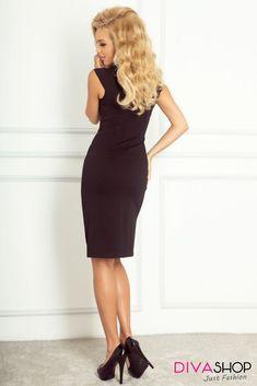 Rochie eleganta Bodycon - 158 Lei - Fabricat in Europa - Rochie montata. Fashion Addict, Beautiful Dresses, Women Wear, Bodycon Dress, Street Style, Formal Dresses, Stylish, Womens Fashion, How To Wear