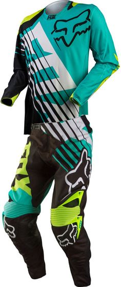 Check out the deal on Fox - 2015 360 Savant Jersey, Pant Combo at BTO SPORTS