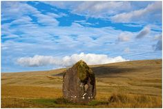 """This image was taken on a Autumn afternoon the colours in the stone seem to reflect the autumn hues of the surrounding Landscape, the cloud formation is as all """"cloud formations"""", unique. Brecon Beacons, Under The Lights, Super Moon, Landscape Photography, Remote, Amethyst, Clouds, River, Constellations"""