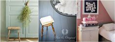 Kalkverf Krijtverf, Pure & Original Ladder Decor, Pure Products, The Originals, Chair, Furniture, Tips, Home Decor, Decoration Home, Advice
