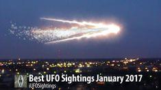 Best UFO Sightings January 2017 Week 3