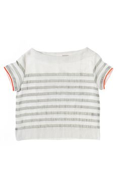 Lemlem Gama Woven Tee. I love everything this line does.