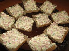 Vynikajúca nátierka - MňamRecepty.eu Krispie Treats, Rice Krispies, Ham, Food And Drink, Cooking, Hams, Rice Krispie Treats, Rice Cereal
