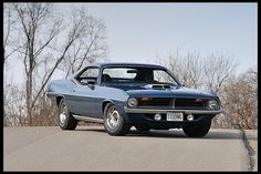 1970 Plymouth Hemi Cuda  Unrestored One Owner Car at Mecum Auctions Ultimate If You Can Keep it Tuned Right