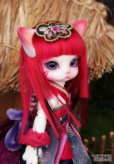 LUTS - Ball Jointed Dolls (BJD) company :: Nine-tails