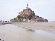 Mont-Saint-Michel ,France