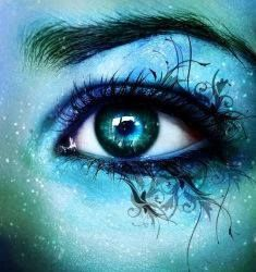 coffee and cigarettes Beautiful Eyes Color, Pretty Eyes, Cool Eyes, Fantasy Paintings, Fantasy Art, Gothic Wallpaper, Eyes Artwork, Aesthetic Eyes, Crazy Eyes