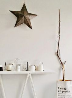 minimalist Christmas by ELV's