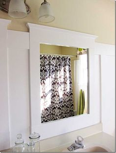 DIY Home Improvement Budget Bathroom Makeover