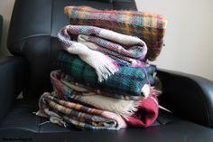 ¡Saca partido a tu maxi bufanda con estas ideas para usarlas de diferente manera!