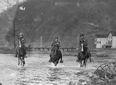 West Virginia State Police - 1920's