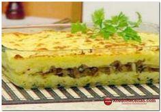 Torta de Batata Doce com Carne de Sol | Xtudo Receitas
