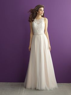 Romance style 2953. Available @ Low's Bridal.