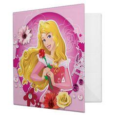 Aurora - Graceful Princess Binders