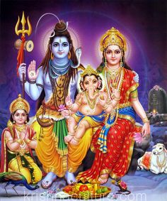 Lord Shiva, is considered as the most powerful and divine among all Hindu gods. ake a look at some of the best Lord Shivji Images here. Shiva Parvati Images, Shiva Hindu, Shiva Art, Shiva Shakti, Hindu Deities, Lord Shiva Pics, Lord Shiva Hd Images, Lord Shiva Family, Ganesh Images