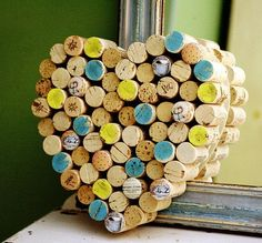 things to make with corks... Some ideas are good, others, not so much.