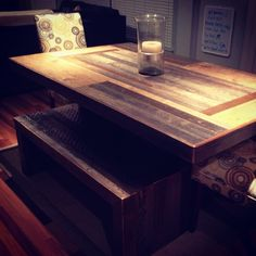 Rustic Dining Table... JLWoodworx.com  follow jlwoodworx on Instagram