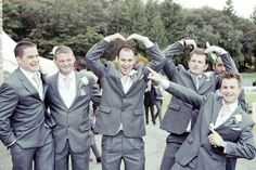 12 rules of groomswear that your h2b should know © Andrea Pickering Photography