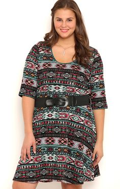 Deb Shops #skater #dress  $21.00
