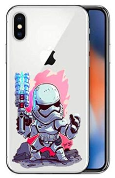4ab2f0b20d5 Art-design Coque iPhone X et iPhone XS Star Wars Maitre Yoda Master Dark  Vador