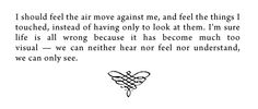 from Women in Love by D.H. Lawrence