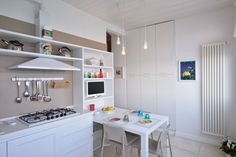 La cucina è la stanza più vissuta di tutta la casa. Credit ph. Falegnamo   > Contattaci 348 2205375 / info@gioacchinobrindicci.it