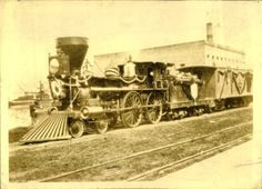 Funeral train