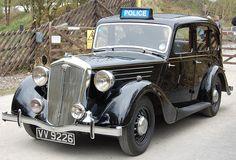 Wolseley 16 Police Car by Lazenby43, via Flickr