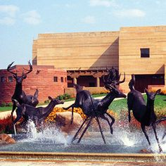 The Eiteljorg Museum of American Indians and Western Art at White River State Park