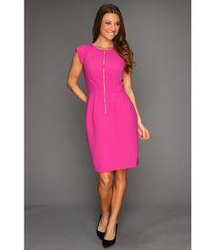 Rebecca Taylor Matte Crepe Dress