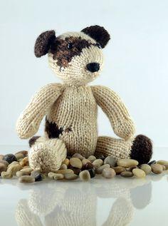Mutt Puppy by SassafrasSnail on Etsy
